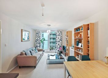 Thumbnail 1 bedroom property for sale in Admiral House, St George Wharf, London