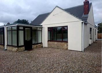 Thumbnail 5 bed detached bungalow for sale in Belle Vue Villas, Spennymoor, County Durham