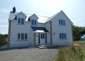 Thumbnail 5 bed detached house for sale in Maenygroes, New Quay