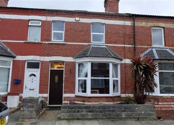 Thumbnail 3 bed terraced house for sale in Salisbury Road, Barry, Vale Of Glamorgan