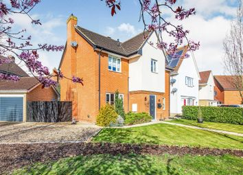 Thumbnail 4 bed detached house for sale in Strympole Way, Highfields Caldecote, Cambridge