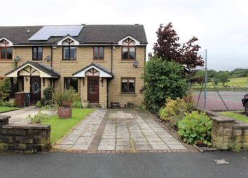 Thumbnail 3 bed mews house for sale in Pyegrove Road, Glossop