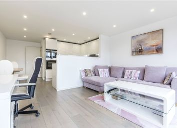 Thumbnail 2 bed flat to rent in Worcester Point, Central Street, London