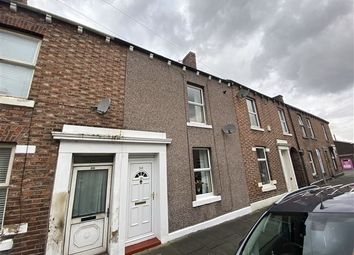 Thumbnail 2 bed terraced house for sale in Cumberland Street, Carlisle, Cumbria