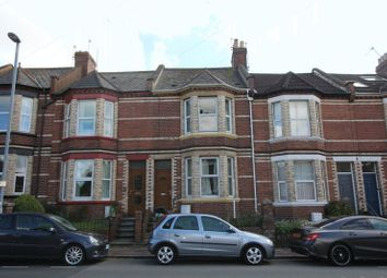 Thumbnail 5 bed terraced house for sale in Barrack Road, St. Leonards, Exeter