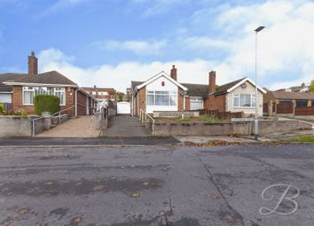 Thumbnail 2 bed semi-detached bungalow for sale in Gordondale Road, Mansfield