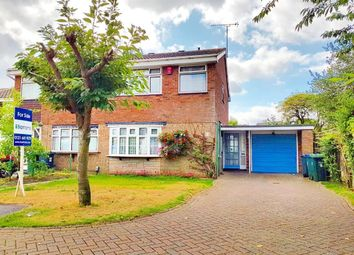 Thumbnail 3 bedroom semi-detached house for sale in Millersdale Drive, West Bromwich