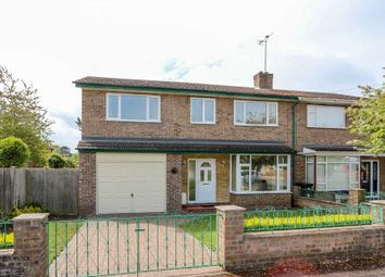 Thumbnail 4 bed semi-detached house to rent in Trenchard Close, Wallingford