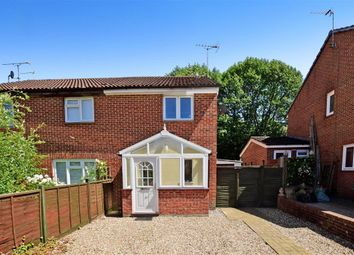 Thumbnail 2 bed semi-detached house for sale in St. Helier Close, Cottesmore Green, Crawley, West Sussex