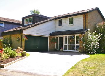 Thumbnail 4 bed detached house for sale in Sprucedale Gardens, Wallington