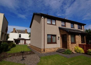 Thumbnail 3 bedroom semi-detached house for sale in Church Street, Buckhaven, Leven