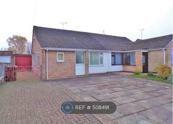 Thumbnail 2 bed bungalow to rent in Alexandra Street, Thurmaston, Leicester