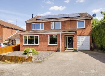 Thumbnail 5 bed detached house for sale in Cottams Close, Southwell, Nottinghamshire