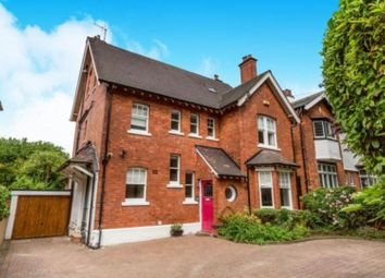 Thumbnail 5 bed detached house for sale in Ebers Road, Nottingham