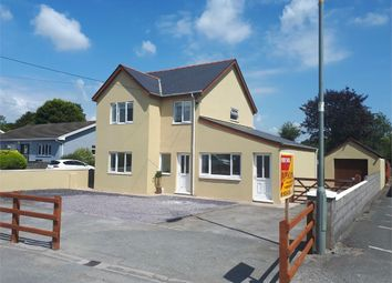 Thumbnail 3 bedroom detached house for sale in West Winds, Clynderwen, Pembrokeshire