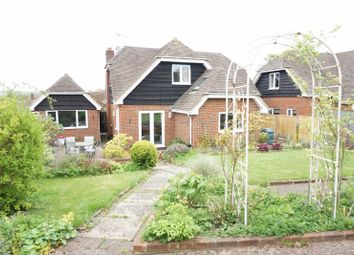 Thumbnail 3 bed detached house for sale in Biddesden Lane, Ludgershall, Hampshire