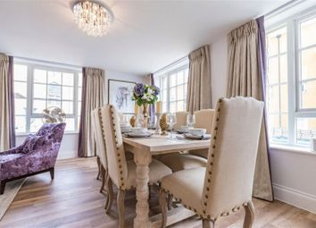 Thumbnail 3 bed flat for sale in Hamslade Street, Poundbury, Dorchester