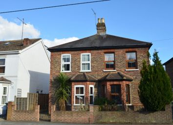Thumbnail 2 bed semi-detached house for sale in Frimley Road, Ash Vale
