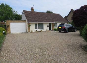 Thumbnail Detached bungalow for sale in Bury Road, Lawshall, Bury St. Edmunds