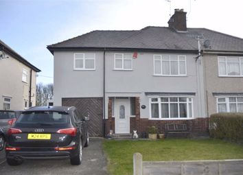 Thumbnail 3 bed semi-detached house for sale in Chesterfield Road, Temple Normanton, Chesterfield