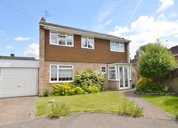 Thumbnail 3 bed detached house to rent in Albury Close, Hampton
