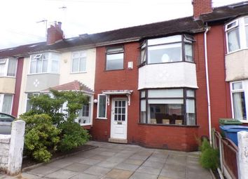 Thumbnail 4 bed terraced house for sale in Pitville Road, Mossley Hill, Liverpool, Merseyside