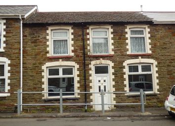 Thumbnail 3 bed property for sale in Prospect Place, Ogmore Vale, Bridgend.