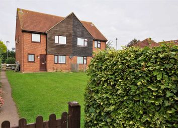 Thumbnail 2 bed semi-detached house for sale in Weaverdale, Shoeburyness, Southend-On-Sea