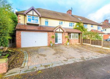 Thumbnail 4 bed semi-detached house for sale in Millers Row, Longdon-Upon-Tern, Telford, Shropshire
