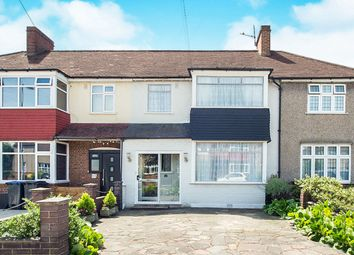 Thumbnail 4 bed terraced house for sale in Amberwood Rise, New Malden