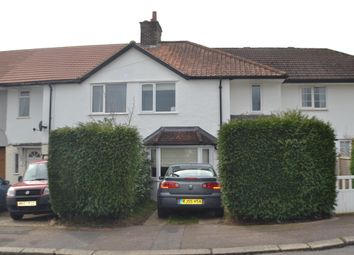 Thumbnail 3 bed terraced house to rent in Lyndhurst Road, Reigate