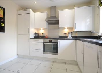 Thumbnail 3 bedroom detached house for sale in Wey Meadow Close, Farnham, Surrey