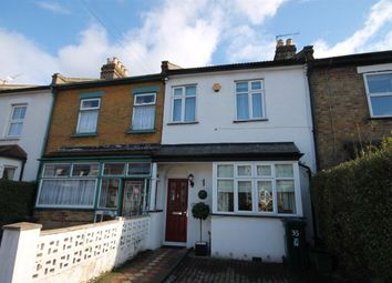 Thumbnail 3 bedroom terraced house to rent in Carnarvon Road, London