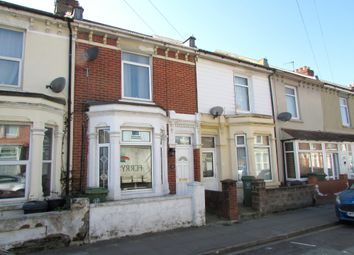 Thumbnail 3 bedroom terraced house for sale in Monmouth Road, North End, Portsmouth