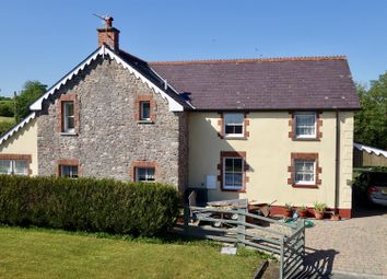 Thumbnail 4 bed detached house for sale in Manordeilo, Llandeilo