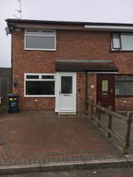 Thumbnail 2 bedroom semi-detached house to rent in Hambleton Close, Widnes