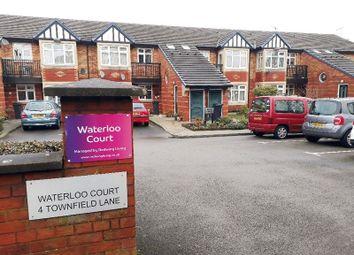 Thumbnail 2 bed flat for sale in Townfield Lane, Bebington, Wirral
