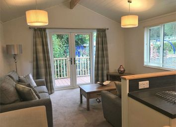 Thumbnail 2 bed mobile/park home for sale in Cambrian Verity Lodge, Fallbarrow Park, Lake District Leisure Pursuits, Bowness-On-Windermere, Cumbria