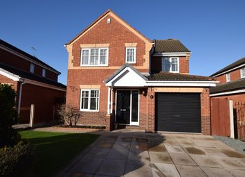 Thumbnail 4 bed detached house for sale in Tickhill Way, Rossington, Doncaster