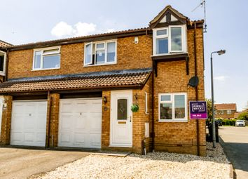 Thumbnail 3 bed end terrace house for sale in Bowman Close, Swindon