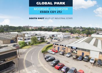 Thumbnail Light industrial to let in Moorside, Colchester
