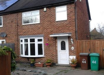 Thumbnail 4 bed end terrace house for sale in Stanesby Rise, Clifton, Nottingham