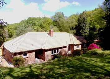 Thumbnail 4 bed detached bungalow to rent in Brittenden Lane, Waldron, Heathfield