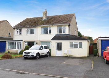 Thumbnail 3 bed semi-detached house for sale in Marston Close, Frome