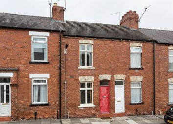 Thumbnail 2 bedroom terraced house for sale in Linton Street, York