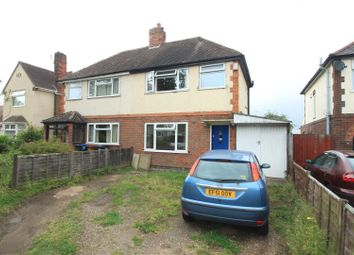 Thumbnail 2 bed semi-detached house for sale in Hinckley Road, Barwell, Leicester