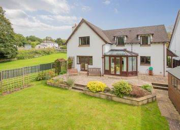 Thumbnail 3 bed detached house for sale in Manor Mead, Bickington, Newton Abbot