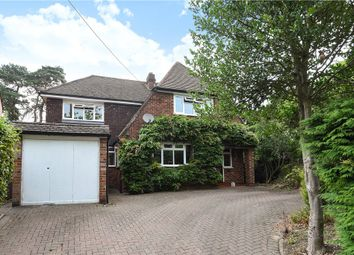 4 bed detached house for sale in Davis Way, Hurst, Reading RG10