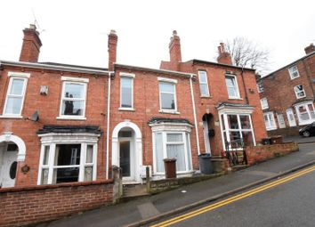 Thumbnail 5 bed terraced house for sale in Vine Street, Monks Road, Lincoln