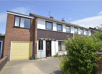 Thumbnail 4 bed semi-detached house for sale in 25 Bourne Close, Winterbourne, Bristol